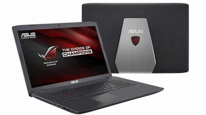 portatil gaming ASUS GL752VW-T4065D