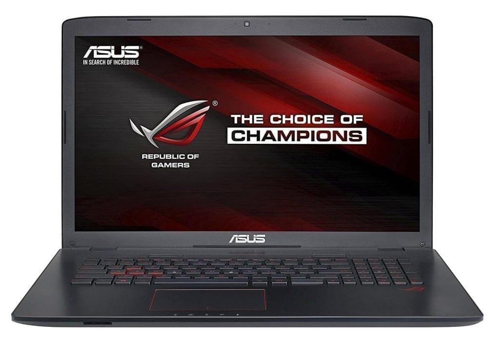 ASUS GL752VW precio