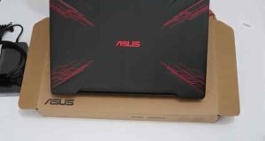 ASUS TUF Gaming FX504 analisis