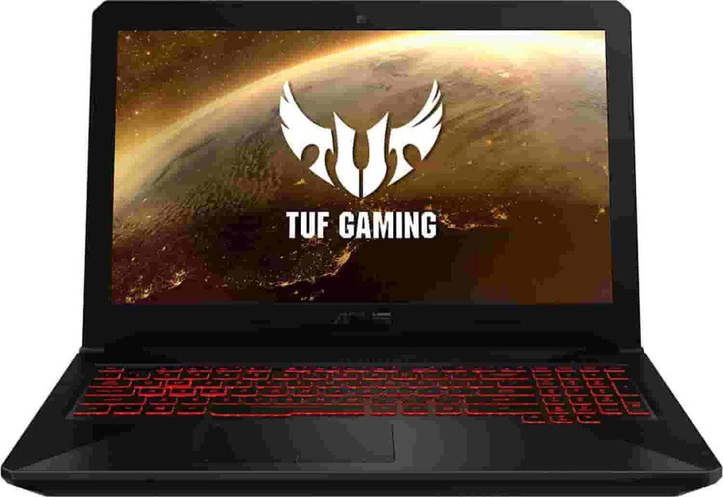 ASUS TUF Gaming FX504 portatil gamer