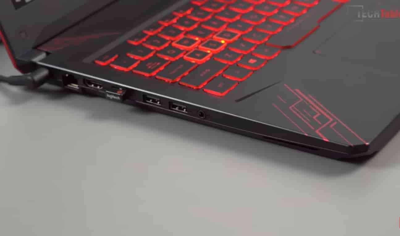 ASUS TUF Gaming FX504 oferta