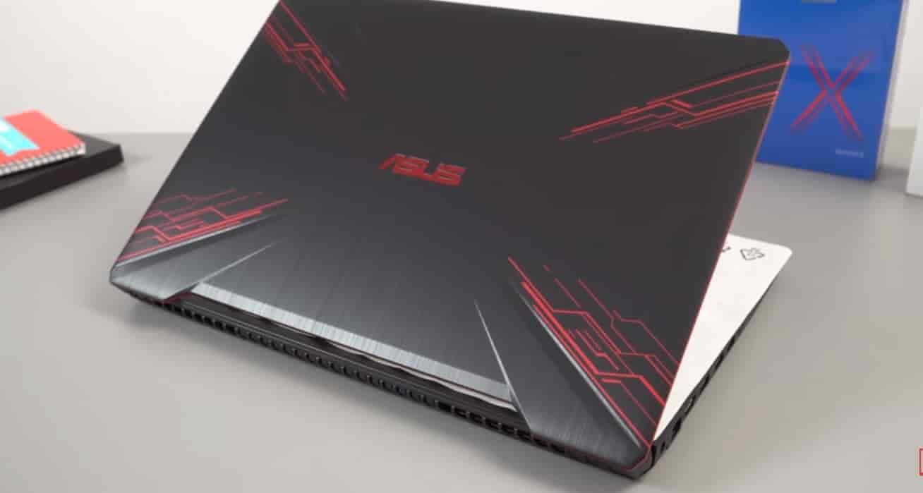 ASUS TUF Gaming FX504 reseña