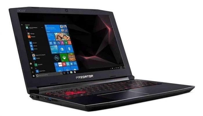 Acer Predator PH315 amazon