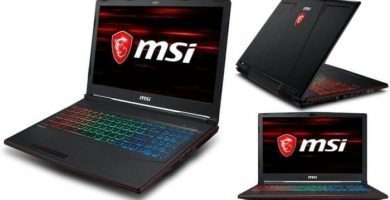 MSI GP63 Leopard 8RE-041XES