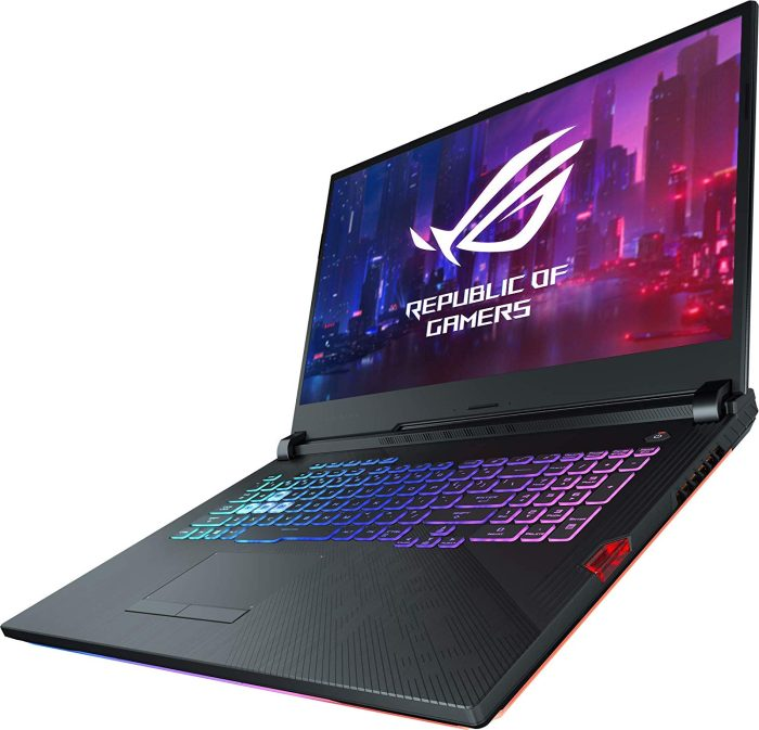 ASUS ROG Strix Scar III G731GU-EV044 review