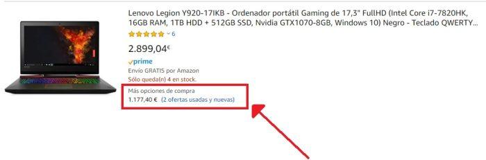 Portátil para Jugar GTA V segunda mano